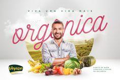 Vapza - Viva uma vida mais orgânica on Behance