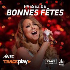 Passez le révéillon en musique sur TracePlay avec notre radio officielle de Noël! www.traceplay.tv #TracePlay #Holidays #XmasRadio #XmasMusic #DigitalRadio #Trace
