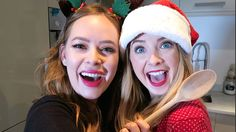Festive Fun At Zoe's House! | Tanya Burr