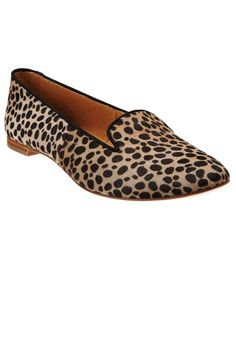 #Leopard smoking slippers