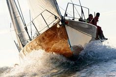 Summer Loving August 7, 2020 | ZsaZsa Bellagio - Like No Other Sailboat Yacht, Master And Commander, Sail Away, Melbourne Australia, Lake Michigan, Summer Of Love, Great Places, Sailing Ships, Surfing