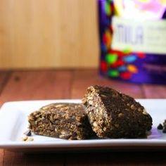 Chocolate Chip Chia Bars