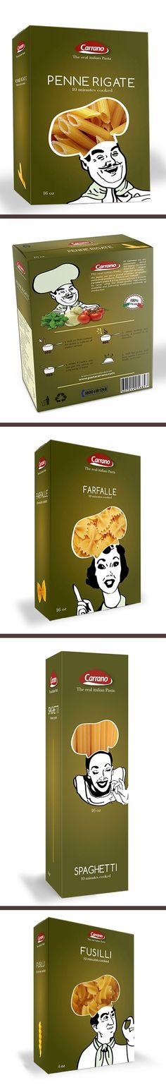 Un gorro al estilo italiano #Packaging
