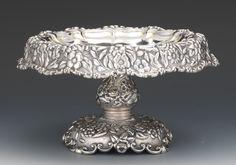 A Tiffany & Co silve