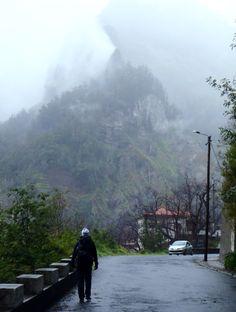 The Nuns' Path Eira do Serrado - Curral das Freiras, Madeira