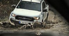 Séance photos en pickup avec le Ford Ranger Wildtrak - Essai