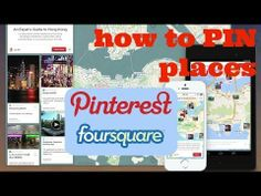 How to create Pinterest Place PINs [Step by Step Tutorial]