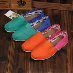 New Mixed Colors Toms Womens Shoes Classic [tomsonlinefactory 082] - $17.49 : Cheap Toms Stripe shoes for Men and Women Sale