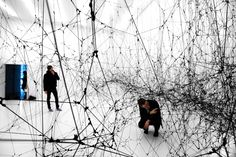 Juxtapoz Magazine - The Brilliant Imagination of Tomas Saraceno Andy Warhol, Cloud City, Complex Systems, Installation Art, Art Installations, Museum Exhibition, Metropolitan Museum, Beautiful Artwork, Modern Art