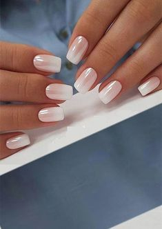 False nails have the advantage of offering a manicure worthy of the most advanced backstage and to hold longer than a simple nail polish. The problem is how to remove them without damaging your nails. Marriage is one of the… Continue Reading → Cute Nails, Pretty Nails, My Nails, Hair And Nails, Bridal Nail Art, Nail Art Images, Wedding Nails Design, Nail Wedding, Wedding Art