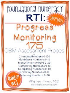 RTI Documents {finally} Ready!