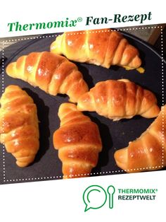 Butter croissant by hkjunior. A Thermomix ® recipe from the category Bread & B . - Butter croissant by hkjunior. A Thermomix ® recipe from the Bread & Buns category www.