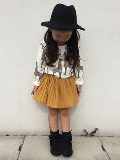 I think if I ever adopt a kid from china she'll be the swaggiest baby ever