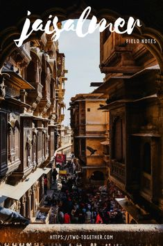 Satyajit Ray's Sonar Kella stands tall in Jaisalmer, a Rajasthani city full of havelis dripping with jharokhas. Come for a tryst with royalty & a taste of the Thar. Jaisalmer, Jodhpur, Jain Temple, Rooftop Restaurant, Field Notes, Felder, The Dunes, Travel Inspiration, Travel Ideas