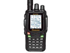 Excelente Wouxun, con reptidor de bandas cruzadas. Puedes comprar este walkie emisora en http://milwalkies.com/bibanda-vhf-uhf/63-wouxun-kg-uv8d.html