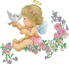 Stunning image - - from the clip art category animated Angels gifs & images!