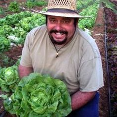 Joe Rodriguez, Jr. created J R Organics in 1986 when he received his CCOF organic certification.