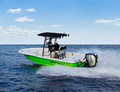 2016 - 23ft EPIC BOATS bay boat. Sexy!