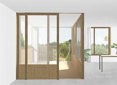 Tom Thys architecten - Woonproject Graethempoort, Borgloon