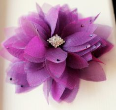 Bridal Flower PDF Flower Pattern by Snazziedrawers on Etsy, $7.50
