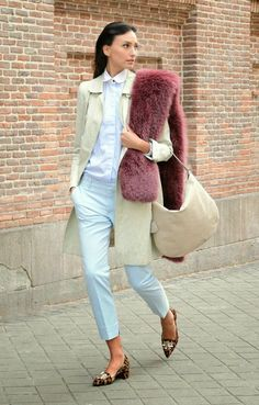 M.I.T Me by Mayte: Street Style: Pasteles