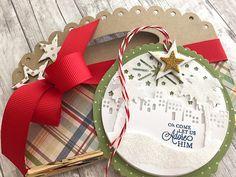 Nativity Ornament and Sleeve