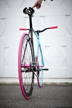 Oh no I'm starting to like fixies