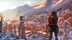 Rise of the Tomb Raider Will Hit PS4 & PC in 2016, So Let's Just All Calm Down Then, Okay?