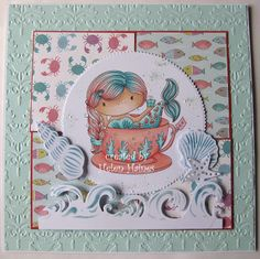 Helen's Crafty Shed: Teatime Splash