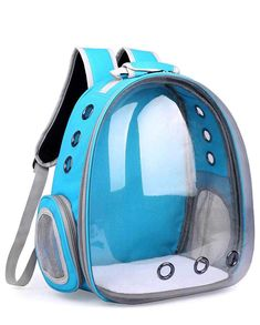 We have these Pet Transport Backpack Breathable Transparent Space Capsule Pet Carrier Backpack for Cat or puppy at our store. The price is…