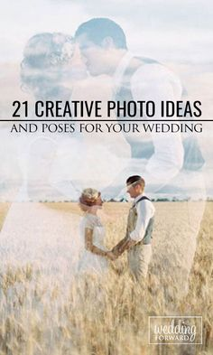 21 Creative Wedding Photo Ideas And Poses ❤ We have gathered most creative #wedding photography ideas and poses to inspire your wedding day photo shoot. See more: http://www.weddingforward.com/creative-wedding-photo-ideas-poses/ #weddingplannig #brides