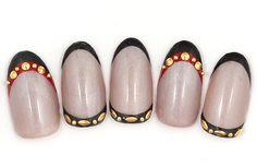 nail 2874 -- goth