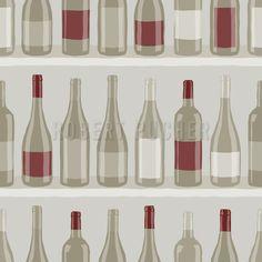 BOTTLED – A visit in the in-house bodega at patterndesign.com. https://www.patterndesigns.com/en/design/19191/Bodega