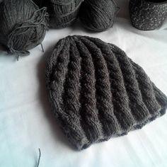 Knitted Hats, Unisex, Knitting, Fashion, Moda, Tricot, Fashion Styles, Breien, Stricken
