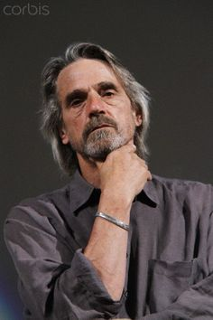 Jeremy Irons Presents His Documentary Film 'Trashed' In Florence, Italy