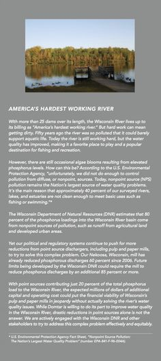 Domtar Helps Clean America's Hardest Working River | 3BL Media