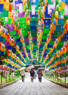 부산, 범어사 - 한국 여행, 모바일가이드