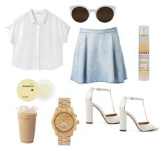 """""""The Sound Of White"""" by serenity-bliss ❤ liked on Polyvore"""