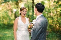 The Kaaterskill Wedding with Heather+Scott, First Look