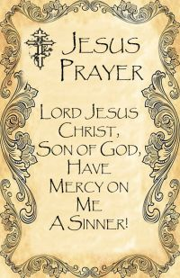Jesus Prayer: Lord Jesus Christ, Son of God, Have Mercy on Me, a Sinner. One of my favorite prayers. Christian Prayers, Christian Faith, Christian Quotes, Orthodox Prayers, Catholic Prayers, Orthodox Christianity, Catholic Rituals, Bible Prayers, Jesus Prayer