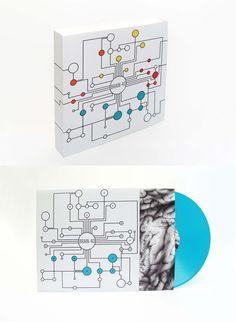 CD design is brain food #packaging : ) PD