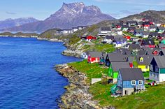 Best Tourist Attractions in Greenland