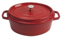 French Oven - Oval - 4.2 L - Cherry