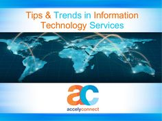 Information Technology Services Trends in 2015 #ITServices