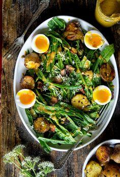 Puntarelle Salad wit