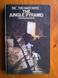 The Mystery of The Jungle Pyramid by Dixon, Franklin W   The Hardy Boys Series began in 1927 when three breeder volumes (written by Leslie McFarlane under the name Franklin W. Dixon) were released:  The Tower Treasure ,  The House on the Cliff , and  The Secret of the Old Mill , published by Grosset