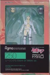 マックスファクトリー figma 250 VOCALOID レーシングミク2014 EV MIRAI ver.