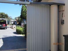 Image result for garage door side roll