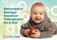Dengan adanya perlengkapan bayi online akan mempermudah anda dalam mencari perlengkapan bayi yang anda perlukan untuk calon bayi anda.
