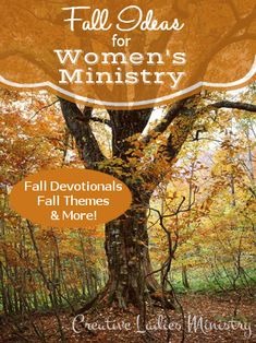 Fall Ideas for Womens Ministry: from Creative Ladies Ministry/Julia Bettencourt My mind is spinning! Church Ministry, Youth Ministry, Ministry Ideas, Ministry Leadership, Christian Women's Ministry, Womens Ministry Events, Church Fellowship, Pastors Wife, Sisters In Christ